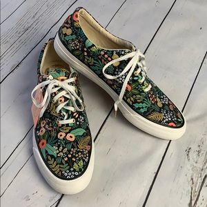 Keds x Rifle Paper Co Canvas Sneakers